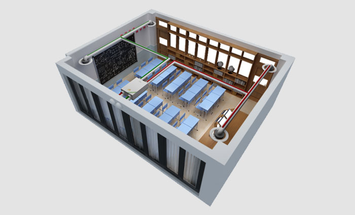 购买新风系统全(显)热交换器的误区